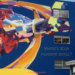 Where's your favorite mural?