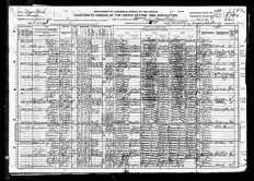 1920 Census, Perlman Family