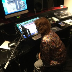 Sondra joined me in the recording studio