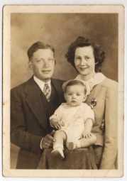 JACK FRANK LOUISE 1946