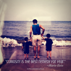 Livio - Curiosity is the best remedy for fear