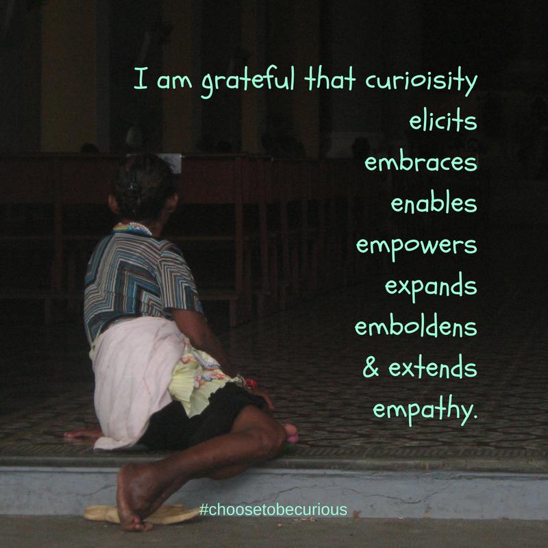 gratitude - empathy